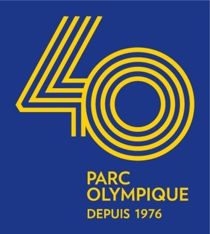 Logo : Parc olympique (Groupe CNW/Parc olympique)