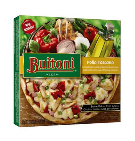 BUITONI Pollo Toscano (Groupe CNW/Nestle Canada Inc.)