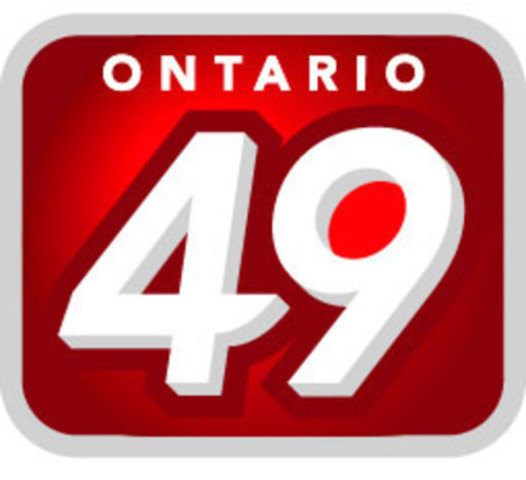Changer, c'est bien pour ONTARIO 49 (Groupe CNW/OLG)