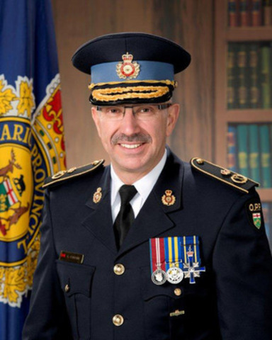 Gary Couture Promoted to OPP Deputy Commissioner