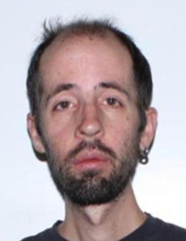Gabriel Morin, 31 ans, de Sherbrooke (Groupe CNW/Sûreté du Québec)