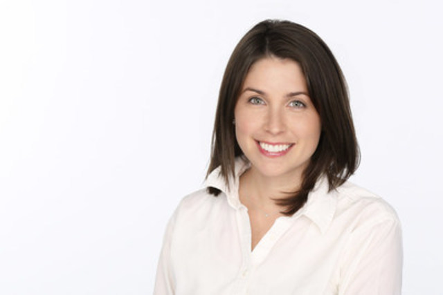 As the winner of this year's Greg Clark Award, Jayme Poisson, an investigative reporter with the Toronto Star, plans to spend time with the information offices at provincial and federal levels to better understand the access-to-information process. (CNW Group/Canadian Journalism Foundation)
