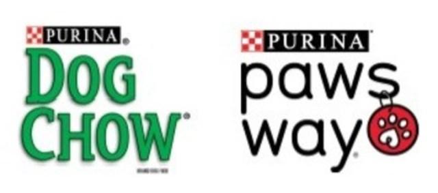Purina® Dog Chow®; Purina PawsWay (CNW Group/Nestle Purina PetCare)