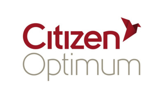 Citizen Optimum has been named Canadian Agency of the Year by The Holmes Report (CNW Group/Citizen Optimum LP)