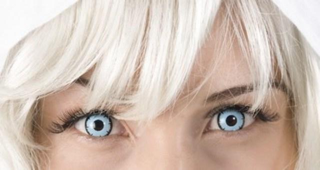 Vous pensiez à vous procurer des lentilles cornéennes cosmétiques pour votre déguisement d'Halloween? L'Ordre des optométristes rappelle que ces lentilles demeurent un corps étranger que l'on appose sur l'œil et leur port comporte certains risques l'absence de conseils et d'ajustements d'un professionnel. (Groupe CNW/Ordre des optométristes du Québec)