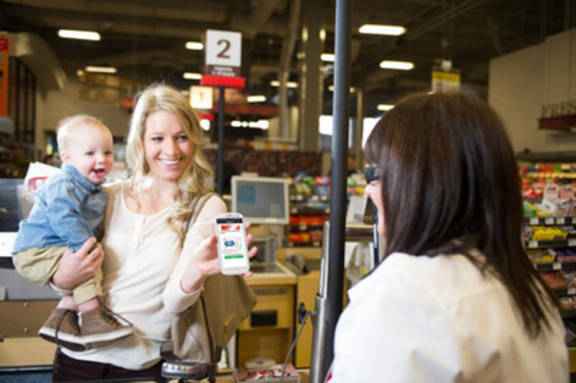 Coupgon, Canada's first mobile-only coupon app, now accepted at Calgary Co-op. (CNW Group/Calgary Co-Operative Association Limited (Calgary Co-op))