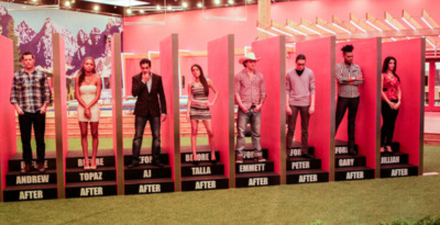 Big Brother Canada Before or After Trivia Challenge (CNW Group/Shaw Media)