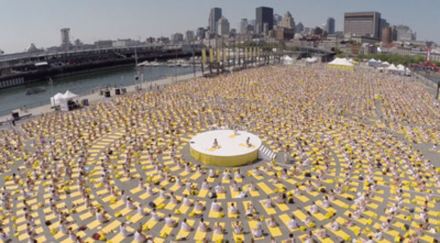 VIDEO: Lolë White Tour Montreal 2014