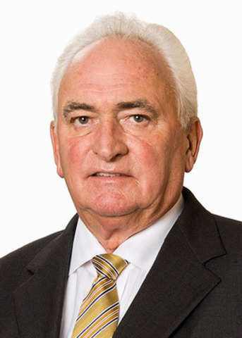 The Hon. John D. Reynolds, a former West Vancouver, British Columbia MP, has joined Garmatex Technologies, Inc. as Chairman of its Advisory Board. (CNW Group/Garmatex Technologies, Inc)
