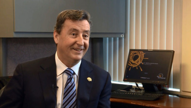 Video: Kevin Dougherty, President of Sun Life Financial Canada, discusses the 2015 Canadian Unretirement Index