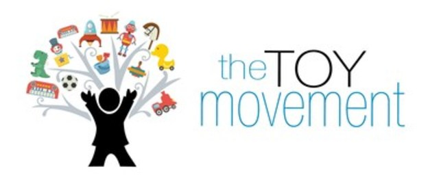 The Toy Movement logo (CNW Group/Spin Master)