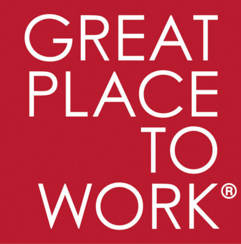 Great Place To Work(R) Institute Canada (CNW Group/Great Place To Work(R) Institute Canada)