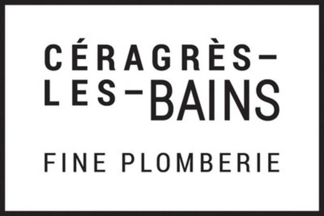 Céragrès--Les-Bains ouvre ses portes dans le Quartier DIX30 (Groupe CNW/Céragrès)