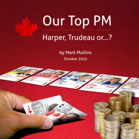 Our Top PM report from new think tank Aha! (CNW Group/Aha! Insights Inc)