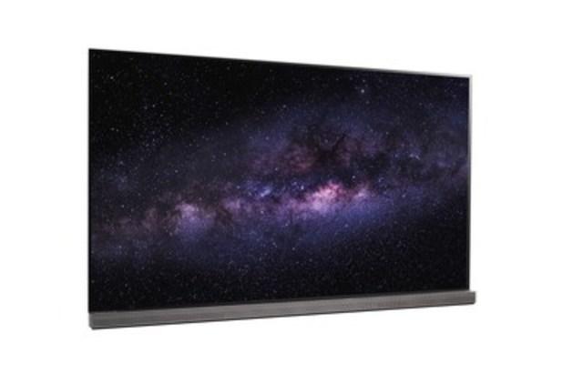 Les téléviseurs OLED 2016 à écran plat de LG font leur entrée au Canada (Groupe CNW/LG Electronics Canada)