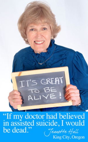 Mme Jeanette Hall (Groupe CNW/Coalition des médecins pour la justice sociale)