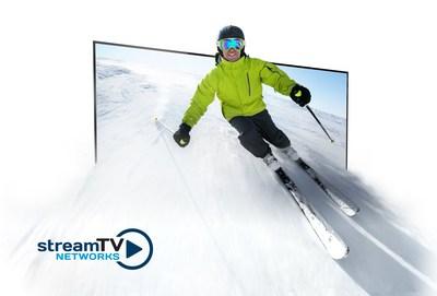 ستريم تي في وبو أو إي تتحالفان لإدخال تلفزيون عالي الوضوح ثلاثي الأبعاد من دون نظارات إلى السوق العالمي
