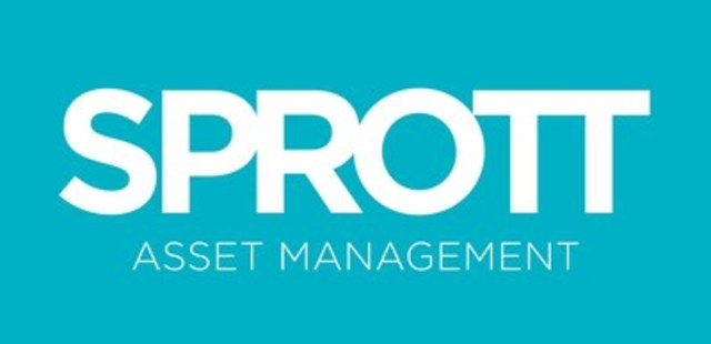 Sprott Asset Management LP (Groupe CNW/Sprott Asset Management LP)
