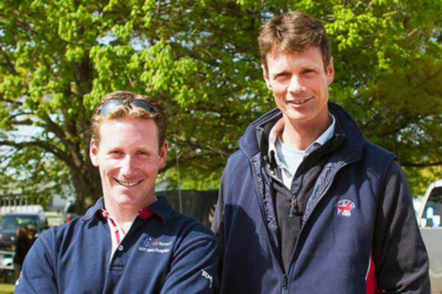 Top-ranked riders Oliver Townend and William Fox-Pitt, both of Great Britain, will compete in the $20,000 Horseware Indoor Eventing Challenge opening weekend (November 1 & 2) at the Royal Horse Show. Fox-Pitt currently sits second in the world in the sport of eventing. (CNW Group/The Royal Agricultural Winter Fair)