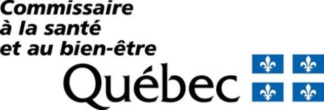 Logo : Commissaire à la santé et au bien-être (Groupe CNW/Commissaire à la santé et au bien-être)