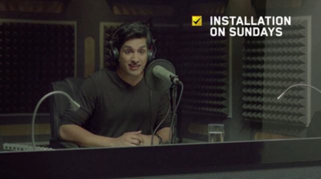 Three videos from the Vidéotron & Sid Lee Prank calls campaign
