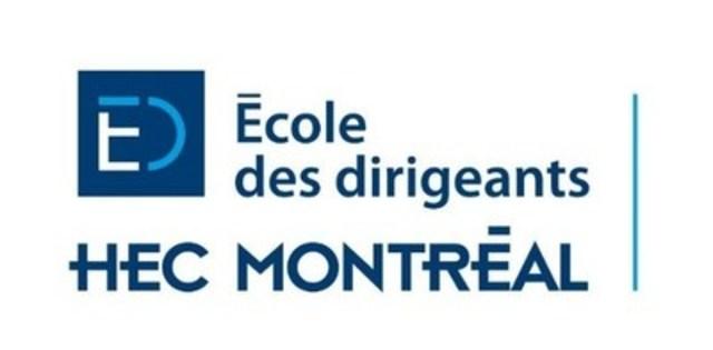 Logo : École des dirigeants HEC Montréal (Groupe CNW/Fédération des établissements d'enseignement privés)