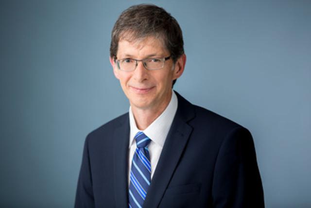 Gaétan Morin nommé président et chef de la direction du Fonds de solidarité FTQ . (Groupe CNW/Fonds de solidarité FTQ)