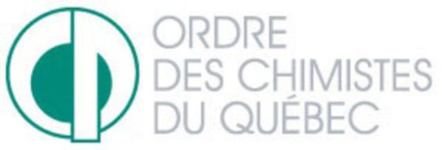Comité directeur mixte sur la légionellose (Groupe CNW/Ordre des chimistes du Québec)