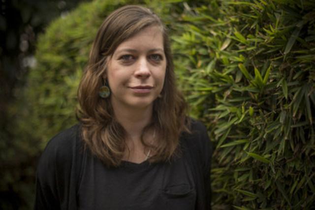 Patricia Huon, pigiste basée à Johannesburg, couvrant toute l'Afrique (Groupe CNW/Canadian Journalism Forum on Violence and Trauma)