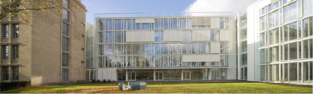 Feldmuehleplatz 1 + 15 and Moenchenwerther Strasse 11, Duesseldorf. (CNW Group/Dundee International REIT)