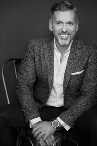 Felix Lariviere, John Frieda® Canada Creative Consultant (CNW Group/John Frieda)