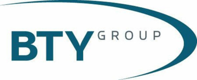 www.bty.com (CNW Group/BTY Group)