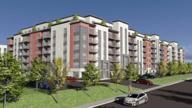 Habitations Trigone and Fonds immobilier de solidarité FTQ Team Up on Rental Project Viva-Cité in ...