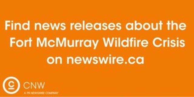 Fort McMurray Wildfire Crisis (CNW Group/CNW Group Ltd.)