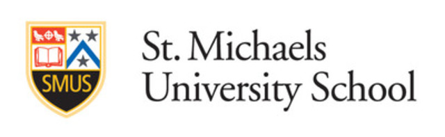 St. Michaels University School (SMUS) (CNW Group/St. Michaels University School (SMUS))