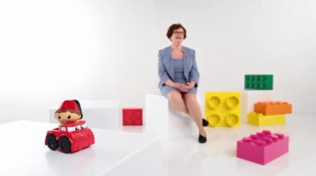 Vidéo: MEGA Brands présente sa promesse de don à l'Hôpital Shriners pour enfants®-Canada (en anglais seulement)