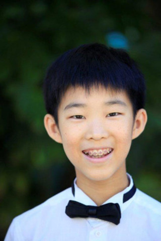 Eleven year-old Jeffrey Luo will perform on-stage with world-renowned classical pianist Lang Lang. (CNW Group/CIBC)