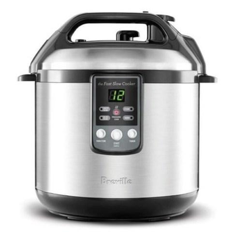 Image du 'Breville Fast Slow Cooker' (modèle BPR600XL) (Groupe CNW/Breville Canada)