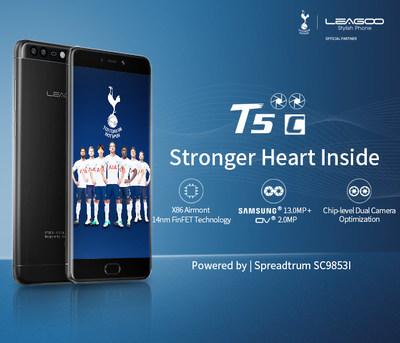 إطلاق هاتف سبريد ترام SC9853I على أجهزة هواتف ليغو تي 5 سي من ليغو