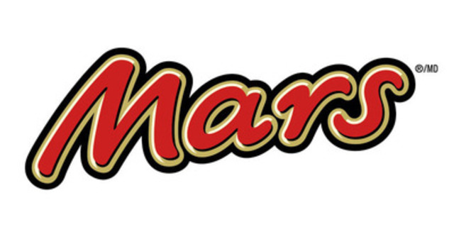 Mars® Brand Logo (CNW Group/Mars Canada Inc.)
