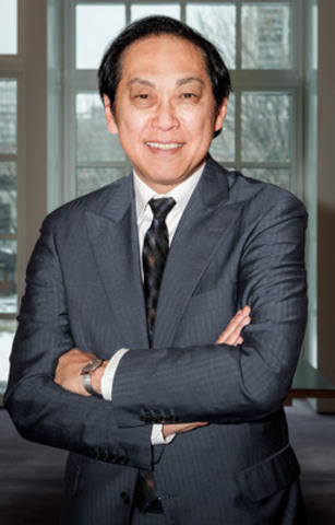 Bruce Kuwabara, New Chair of the Board of Trustees of the CCA. (CNW Group/Canadian Centre for Architecture)