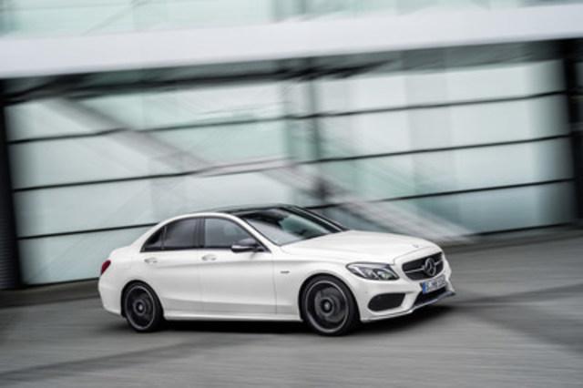 Mercedes-Benz Canada et son réseau national de concessionnaires ont aujourd'hui annoncé que la compagnie a vendu un total de 3 400 unités au détail en février. (Groupe CNW/Mercedes-Benz Canada Inc.)