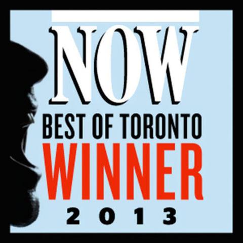 car2go Wins Toronto's Best Car Service by Now Magazine's Readers (CNW Group/car2go)