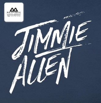 Mid Atlantic Event Group Presents Jimmie Allen LIVE In Concert in an exclusive drive-in event.