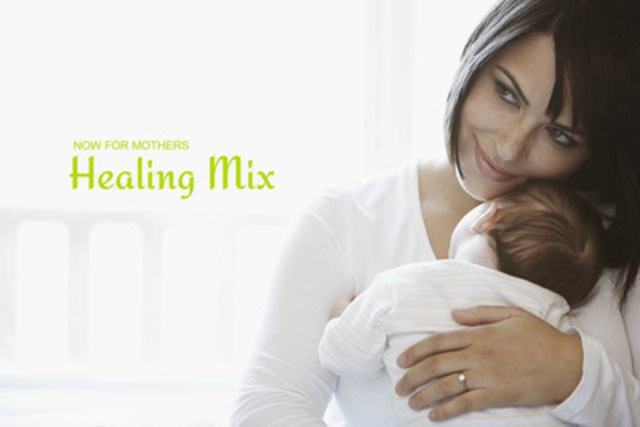 Mothers need nurturing throughout motherhood. The Now For Mothers Healing Mix Increases Energy, Balances Hormones, and Aids in lactation (breastfeeding) amongst many other benefits. (CNW Group/Now For Mothers Food Corp)