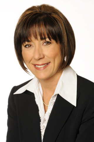 Manon Barbe, Présidente de la CRÉ de Montéal (Groupe CNW/CONFERENCE REGIONALE DES ELUS (CRE) DE MONTREAL)