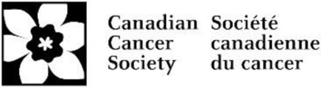 Logo Société canadienne du cancer (Groupe CNW/Société canadienne du cancer (Bureau National))