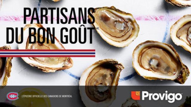 Provigo annonce aujourd''hui la poursuite de son partenariat pluriannuel à titre d''épicerie officielle des Canadiens de Montréal. (Groupe CNW/Les Compagnies Loblaw limitée)