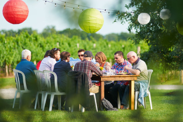 58 winemakers from around the world will join thousands of wine lovers July 17-19 in Niagara at the 5th annual i4C celebration. Tickets are on sale now for over 20 events including tastings, informative sessions and incredible dining experiences among the vines. Visit coolchardonnay.org for details. (CNW Group/International Cool Climate Chardonnay Association)