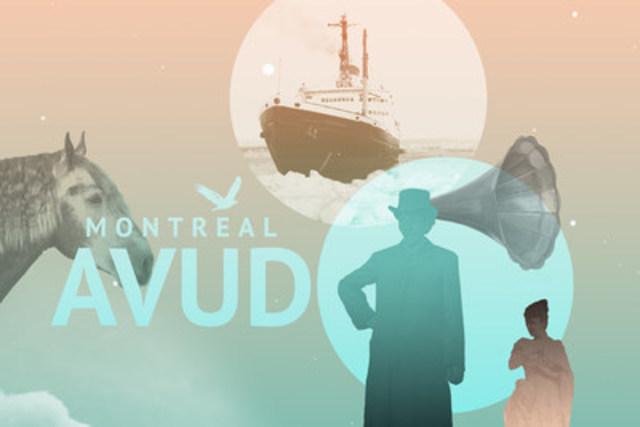 MONTRÉAL AVUDO (CNW Group/Société des célébrations du 375e anniversaire de Montréal)